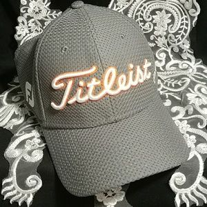 Fitleist baseball cap hat L/XL